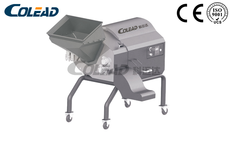 Vegetable dicing machine/ vegetable cubing machine