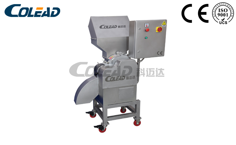 Vegetable and fruit dicing machine/fruit cutting machine