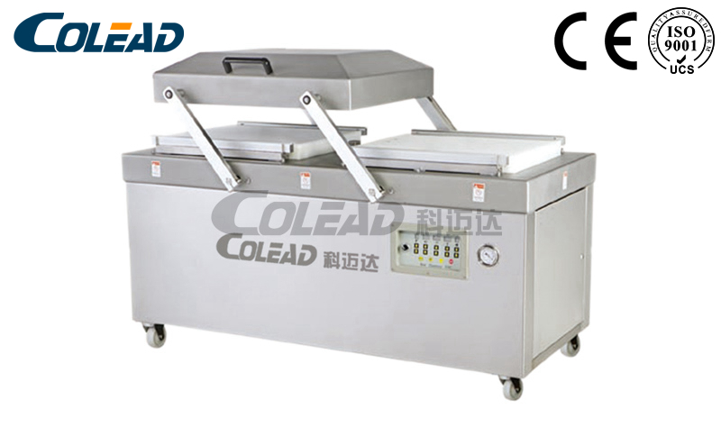 Vegetable and fruit vaccum packing machine